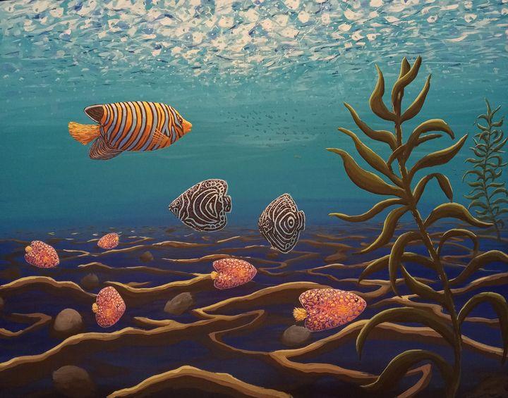 Tropical Fish - Cedric X