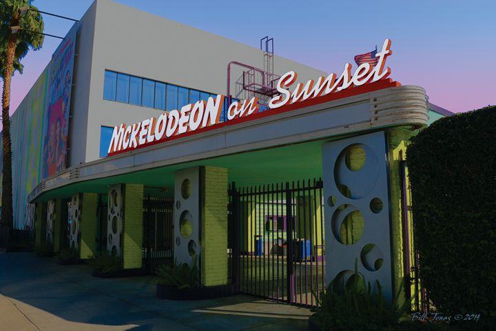 Nickelodeon on Sunset - Bill Jonas Gallery