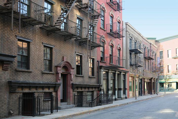 Old New York - Bill Jonas Gallery