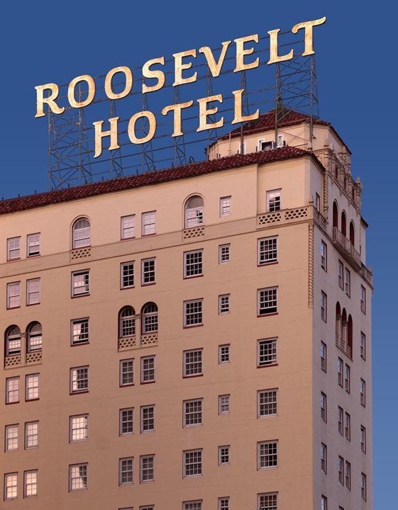 Roosevelt Hotel - Bill Jonas Gallery
