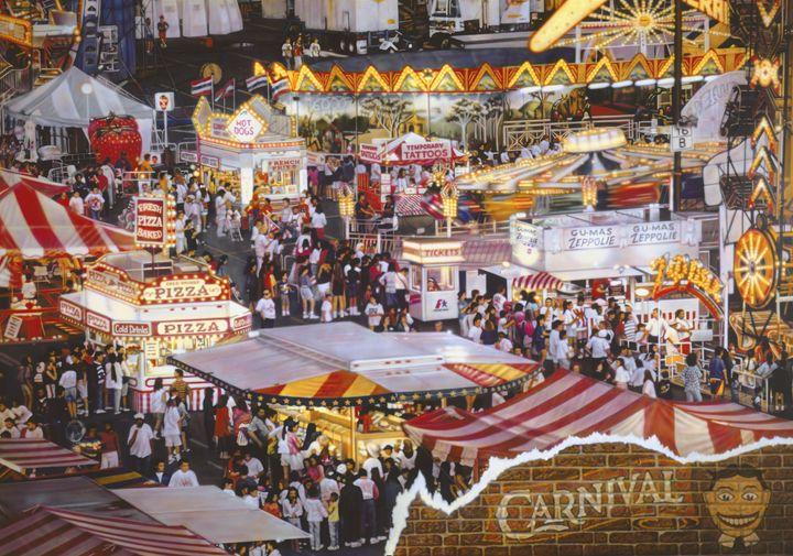 Life is a Carnival - Bill Jonas Gallery