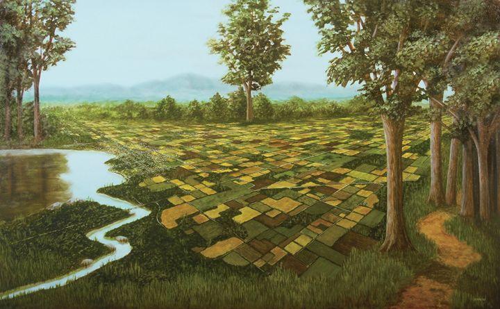 Life on a Small Farm - Bill Jonas Gallery