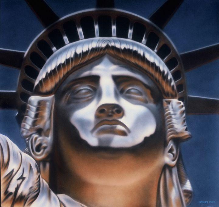 Liberty - Bill Jonas Gallery