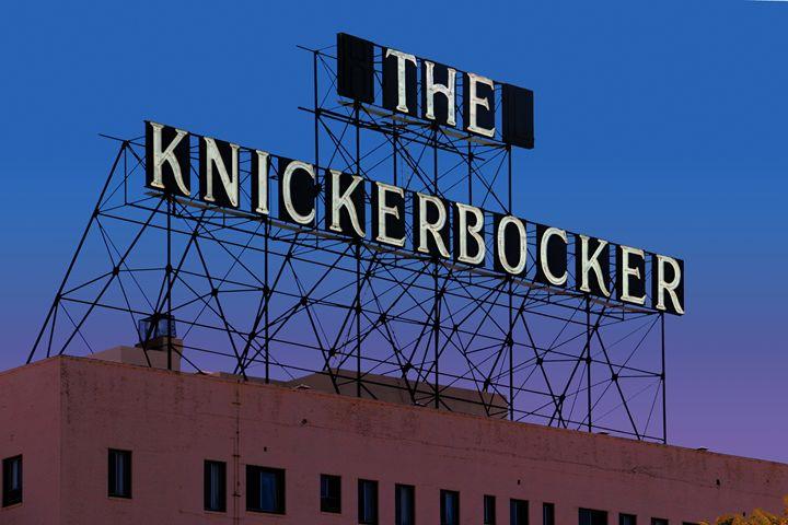 The Knickerbocker - Bill Jonas Gallery