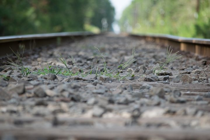 Railroad tracks - Gallery A