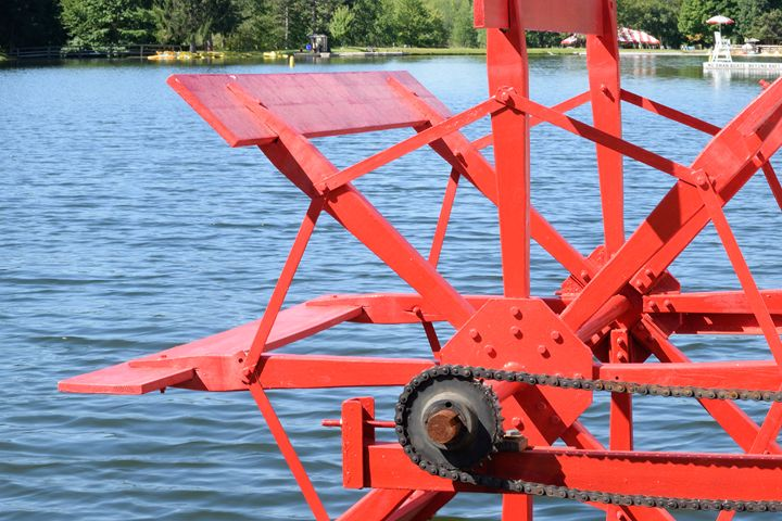 Water Wheel - Gallery A