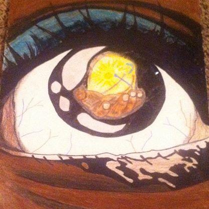 The eye of the beholder - Indigo