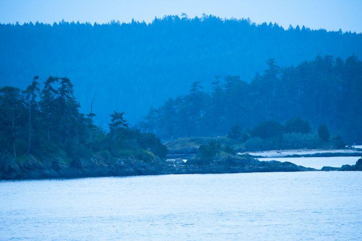 Blue Inlet - Kalaya Point
