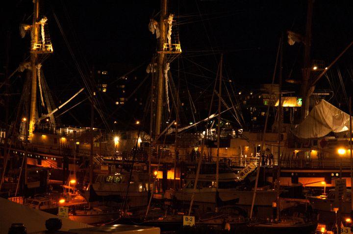 Ships - Kalaya Point