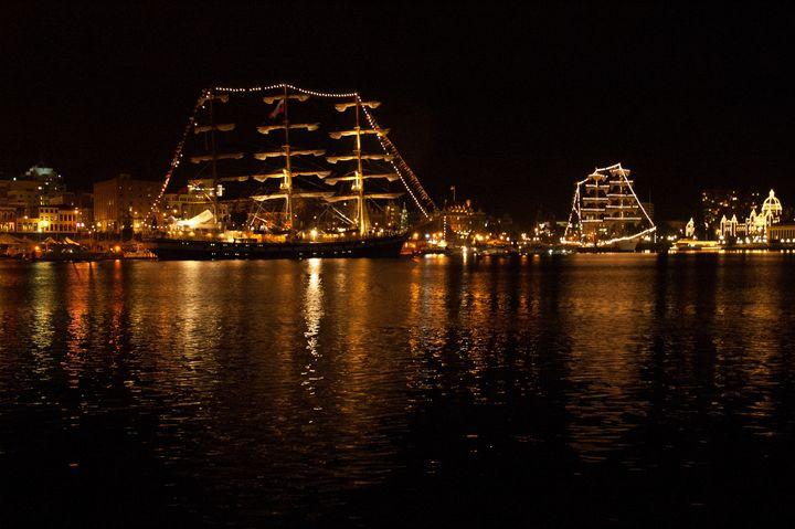 Tall Ships at Parliament - Kalaya Point