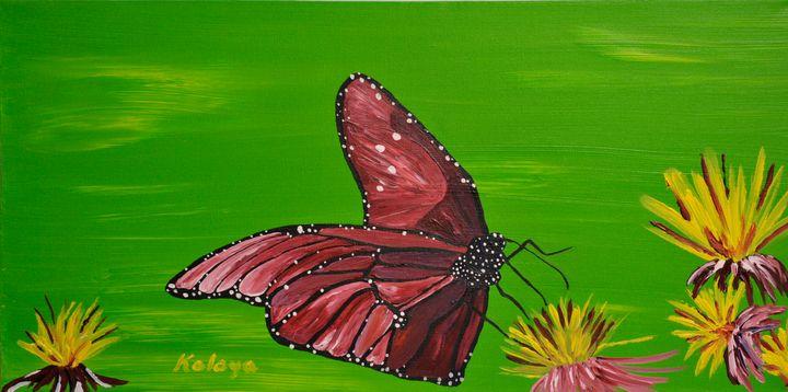 Butterfly - Kalaya Point