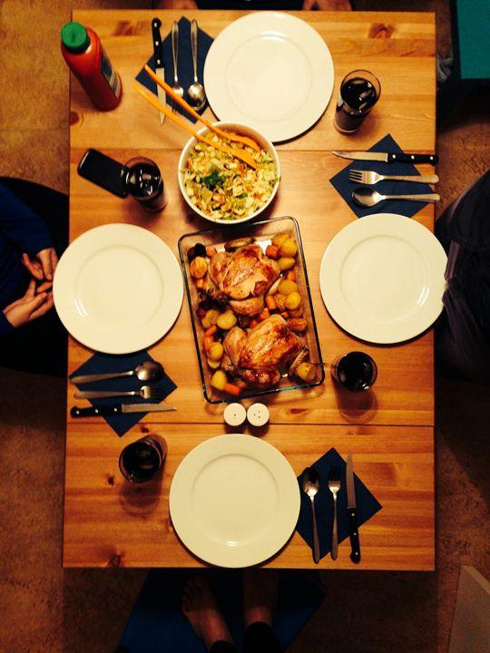 dinnerfor4 - Golzz Photography