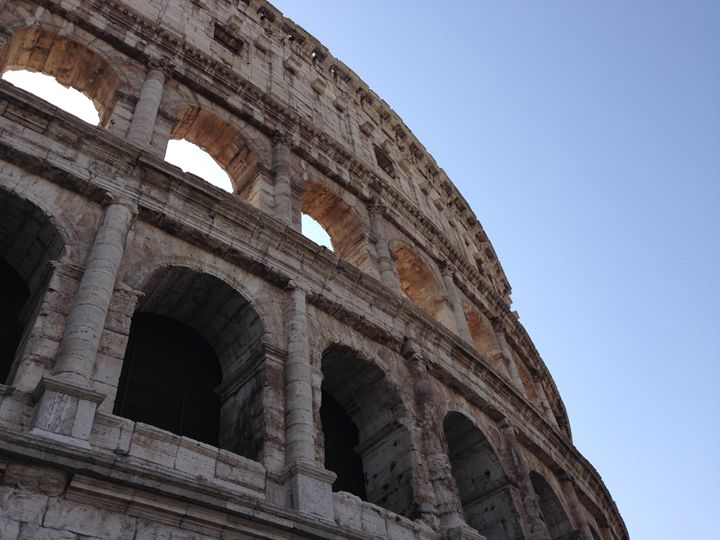 Rome,Italy,Colosseum - Golzz Photography