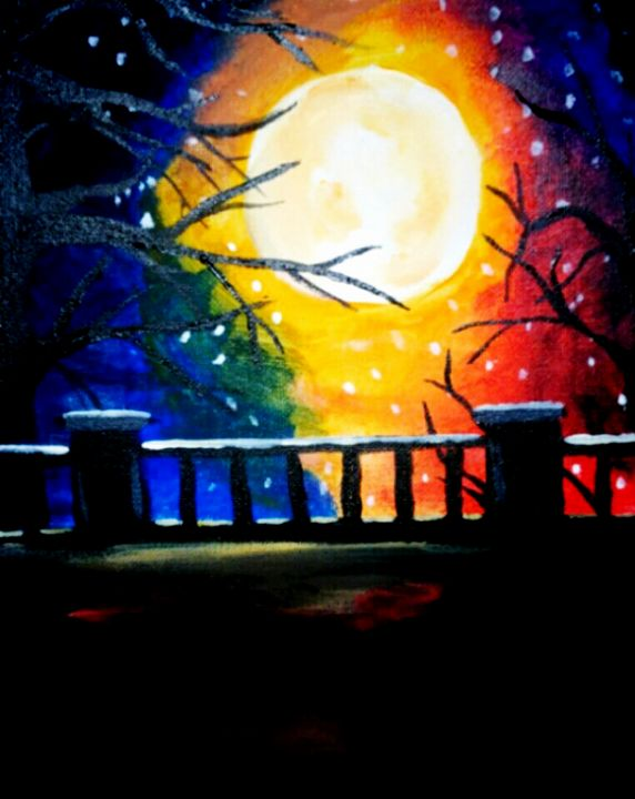 Moon Twilight - Charlotte Pringle