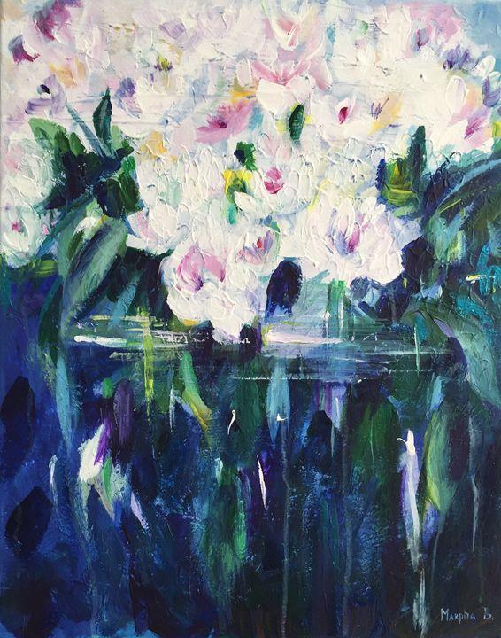 Flower field - MarphaArt