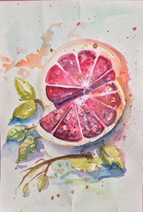 Grapefruits - MarphaArt