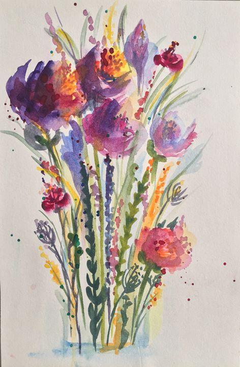 Flowers - MarphaArt
