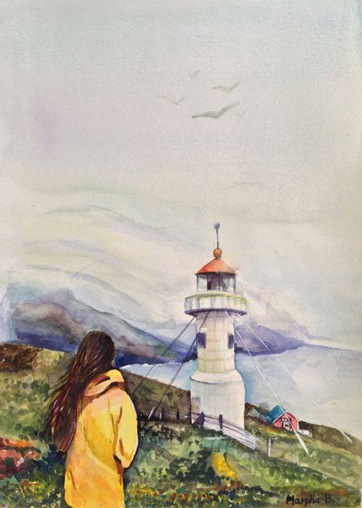 Lighthouse - MarphaArt