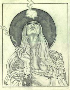 Maria Brink - Smoke