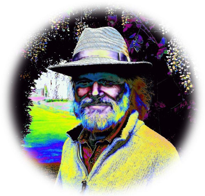 Portrait of the Artist - MercurywellArts