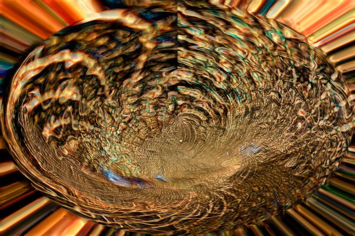 Dragon's Egg Planet Andromeda System - MercurywellArts