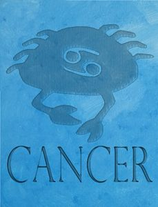 The sign of Cancer