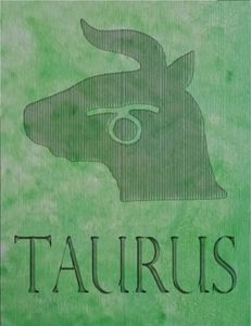 The sign of Taurus