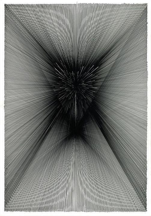 An Owl II - Andrew Bator Art