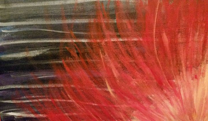 Fire - Charlotte Hasler