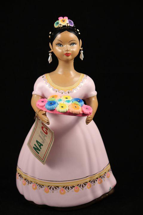 Quinceanera, Lupita Doll - Wandering Gypsy