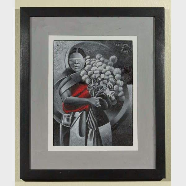 Woman - by Eloy Hernandez Perez - POCHTECA