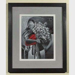 Woman - by Eloy Hernandez Perez