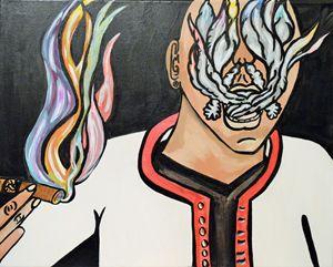 Smokable Art