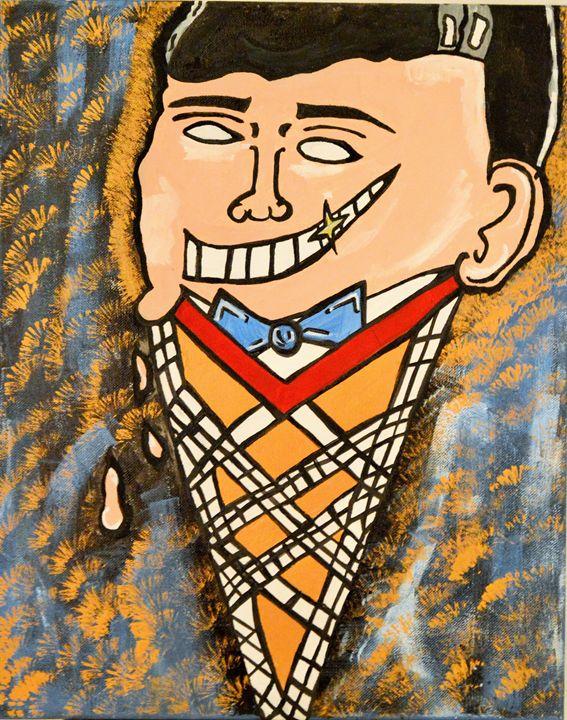 A Scoop Of Dapper - Chelzee Art