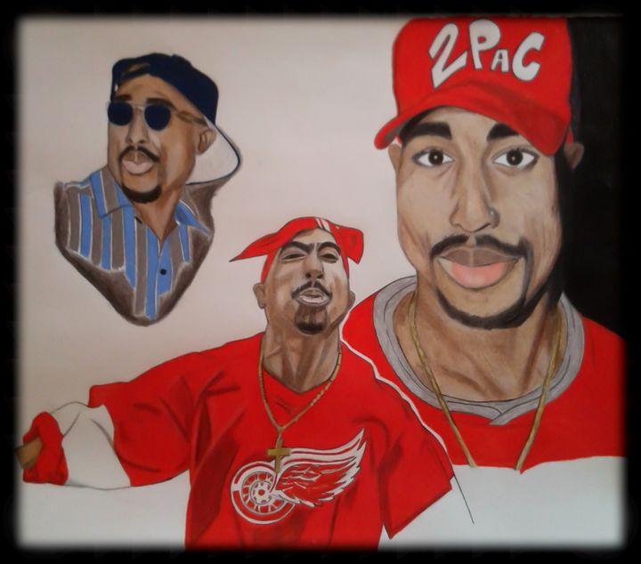 2pac - Dave's Art