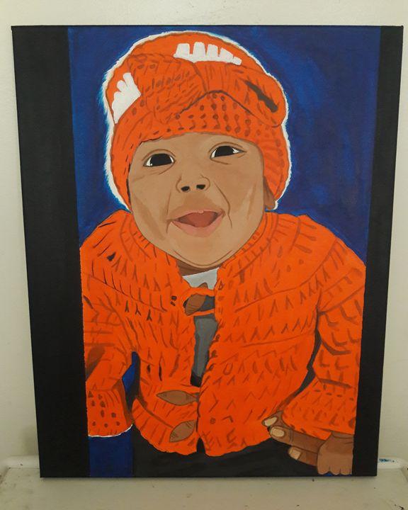 Customer art - Dave's Art