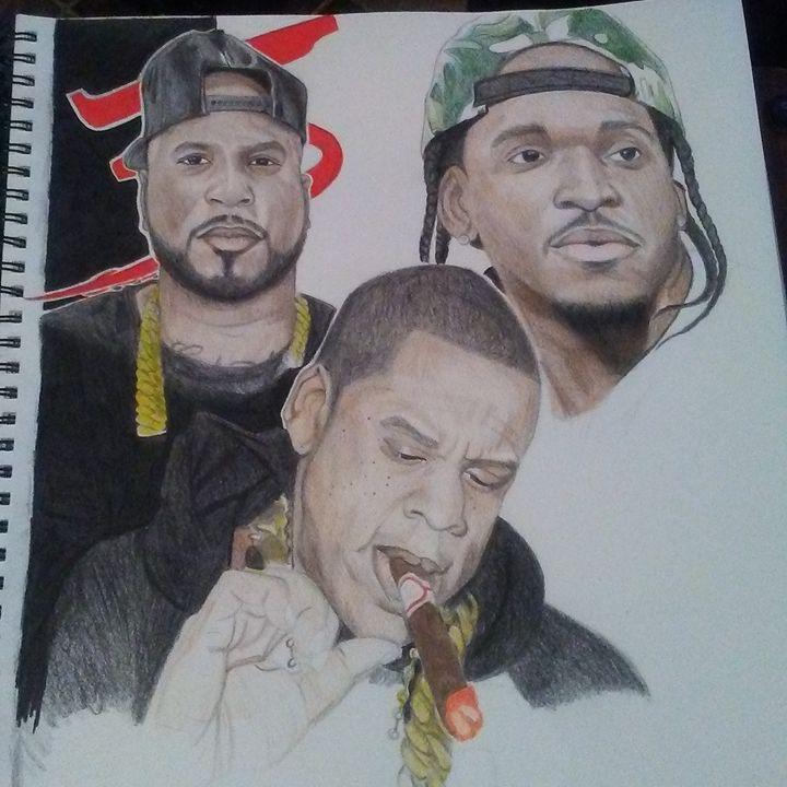 J jezzy pusha - Dave's Art