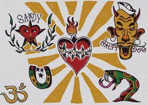 Eternal Heart Flash Sheet