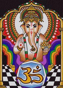 Lord Ganesha (Traditional)