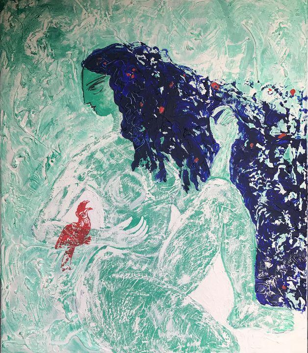 conference of the birds 09 - ronak moshiri