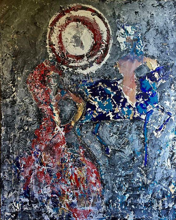 Love, eternity from 'Nezami' series - ronak moshiri