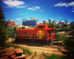 Denver Platte Valley Trolley