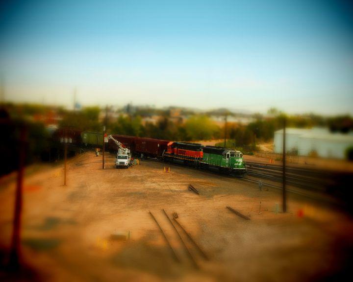 Denver Rail Roads - Little Denver