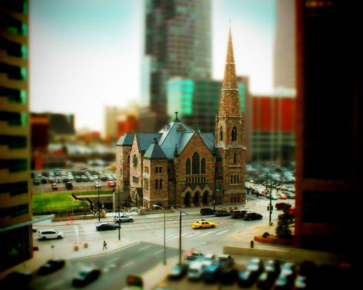 Denver Trinity United Church - Little Denver