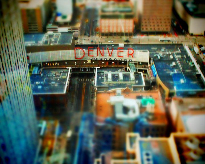 Denver Pavilions - Little Denver