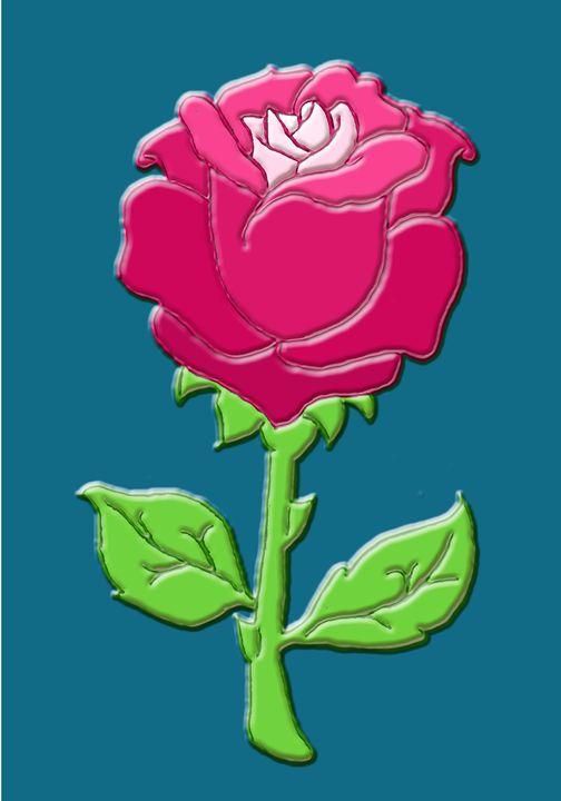 Rose - Fond of arts
