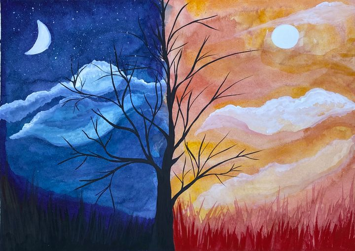 Night And Day - Art Alesia