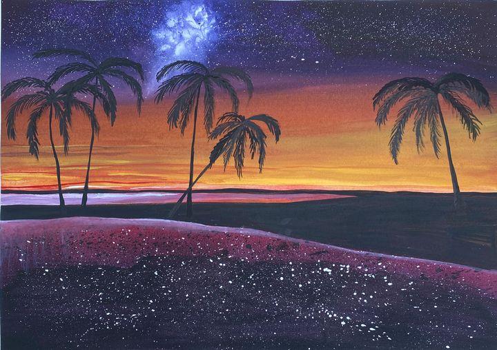 Milky Way - Art Alesia