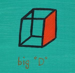 """big """"D"""""""
