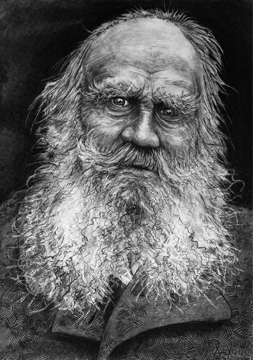 Tolstoy - Fonck Art
